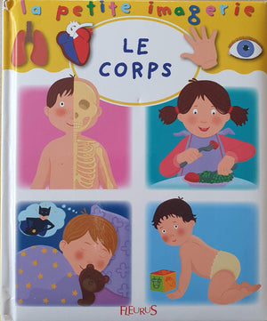 Le Corps Well Read, 6+ Yrs Recuddles.ch  (6688597442745)