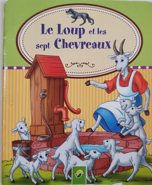 Le Loup et les sept Chevreaux Like New Not Applicable  (6075334066361)
