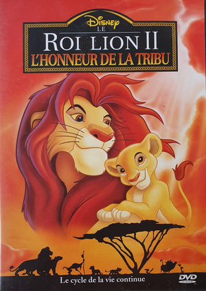 Le Roi Lion 2 EN, FR,IT ReCuddles  (4601804554295)