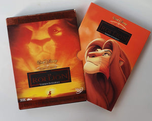 Le Roi Lion ( with Movie CD) En, FR Disney  (4601804390455)