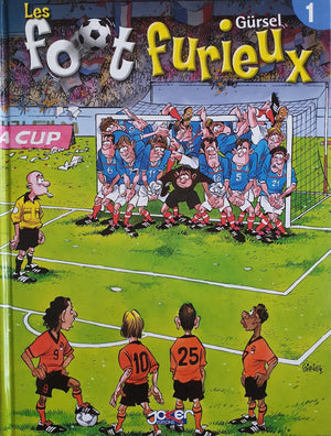 Les foot furieux Volume 1 Like New Les foot furieux  (6070066348217)