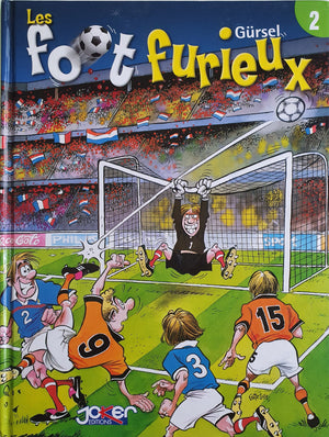 Les foot furieux Volume 2 Like New Les foot furieux  (6070066315449)