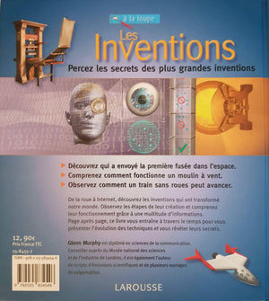Les Inventions Like New Not Appicable  (4619395006519)