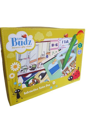 Little Budz Interactive Voice Pen Like New The Gift Box Project  (6114661695673)