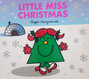 Little Miss Christmas Like New Mr Men/Little Miss  (6130292555961)