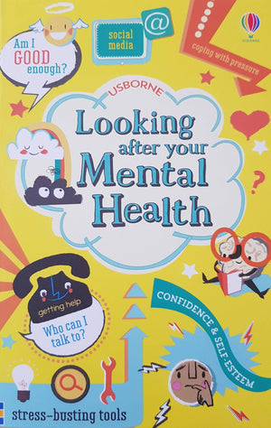 Looking after your Mental Health New Usborne  (6271843664057)