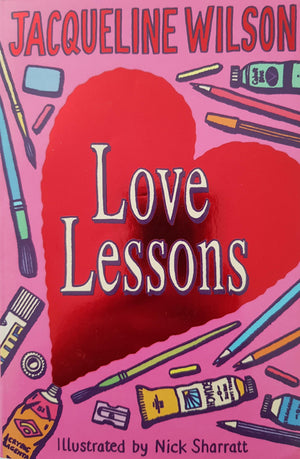 Love Lessons by Jacqueline Wilson Like New Not Applicable  (4601483788343)