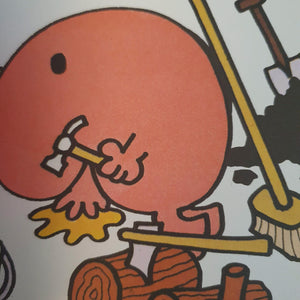M. Endormi Like New Mr Men/Little Miss  (4622301364279)