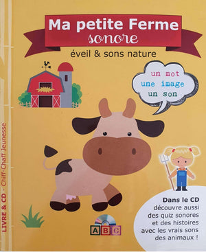 Ma petit Ferme sonore Very Good Not Applicable  (6075335934137)