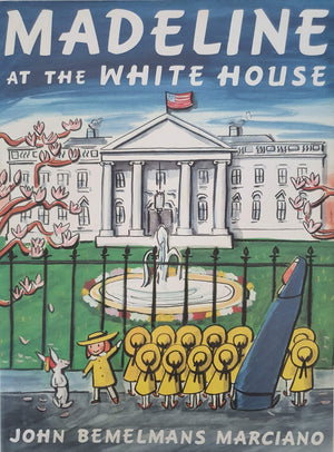 Madeline at the White House Like New Not Applicable  (4602616381495)