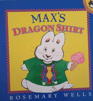 Max's Dragon Shirt Like New Recuddles.ch  (6162368856249)