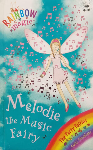 Melodie the Music Fairy Like New Rainbow Magic  (6196047806649)