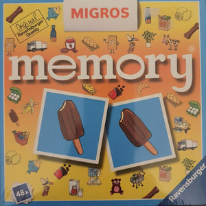 Memory Game New with Tags Ravensburger  (4619946754103)