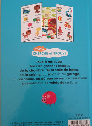 Mini Chreche et Trouve Very Good,French Recuddles.ch  (6088029831353)