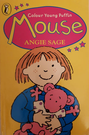 Mouse Like New Angie Sage  (6049525203129)