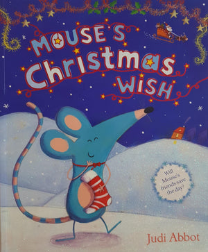 Mouse's Christmas Wish Like New Recuddles.ch  (6167105077433)