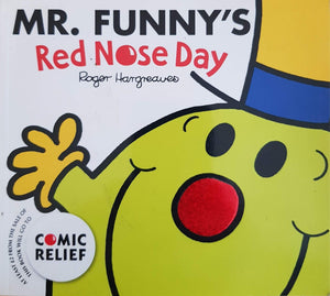 MR. FUNNY'S Red Nose Day Like New Mr Men/Little Miss  (6203874246841)