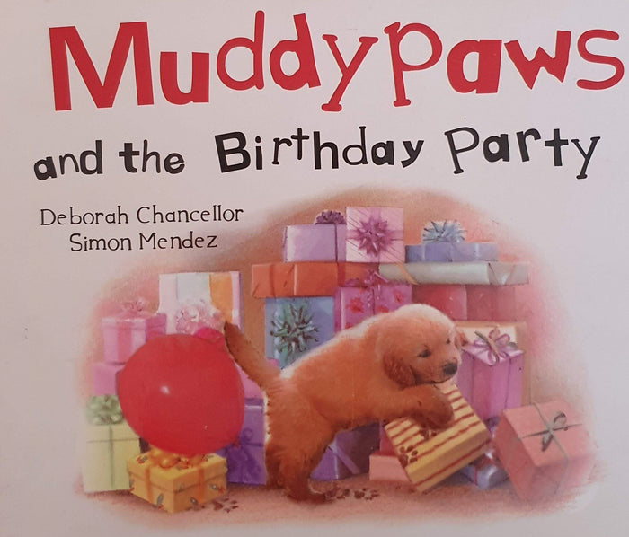 Muddy Paws and the Birthdat party
