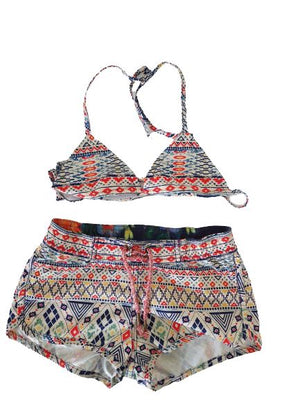 Multi colour Bikini American Outfitter American Outfitter  (4596779712567)