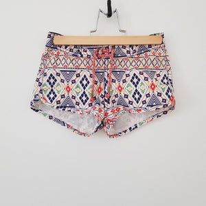 Multi colour swim shorts American Outfitter American Outfitter  (4596779745335)