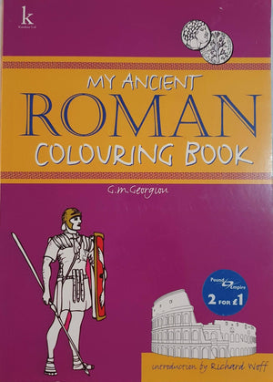 My Ancient Roman Colouring Book Like New Recuddles.ch  (6235114668217)