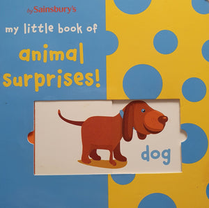 My Little book of Animal Surprises Very Good Recuddles.ch  (6173743382713)