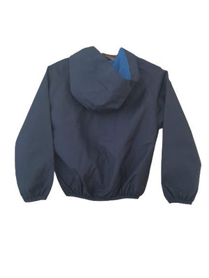 Navy Blue Jacket Okaidi,3 A/Y years (98 cm) Okaidi  (4612026269751)