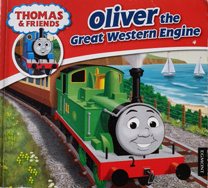 Oliver the Great Western Engine Very Good, 3-5 Yrs Thomas & Friends  (6637199163577)
