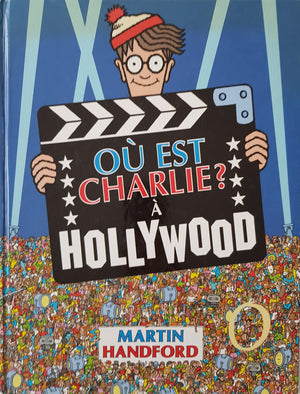 OÙ EST CHARLIE? A HOLLYWOOD Very Good Recuddles.ch  (6261481406649)