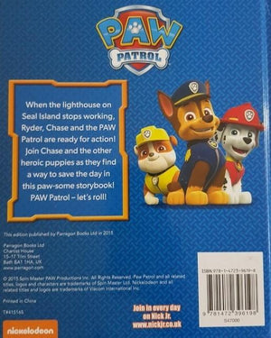 PAW PATROL- Chase Is On The Case Like New Paw Patrol  (6192914235577)