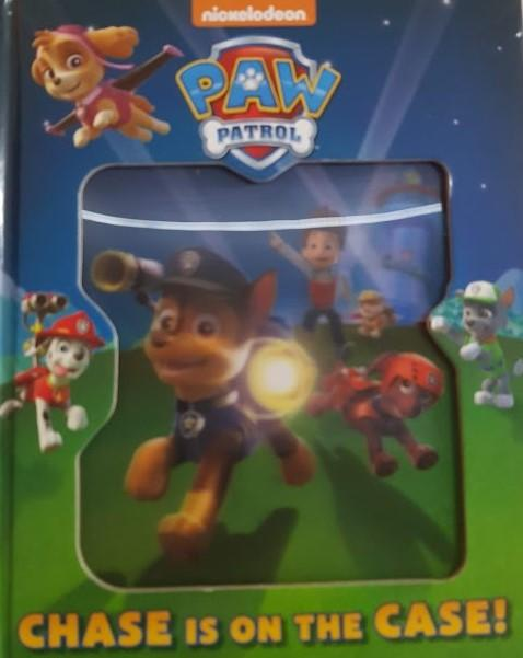 PAW PATROL- Chase Is On The Case