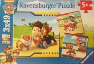 Paw Patrol Puzzle Like New Ravensburger  (4622920319031)