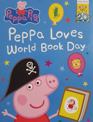 Peppa Loves world book day Very Good Peppa Pig  (6130801705145)
