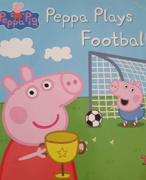 Peppa Plays Football Like New Peppa Pig  (6169437896889)