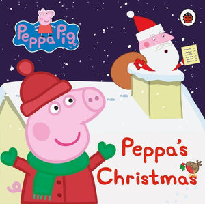Peppa's Christmas Like New Peppa Pig  (4624871456823)