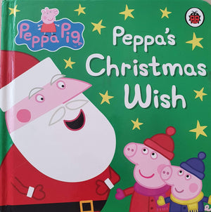 Peppa's Christmas Wish Very Good, 0-5 Yrs Peppa Pig  (6688598327481)