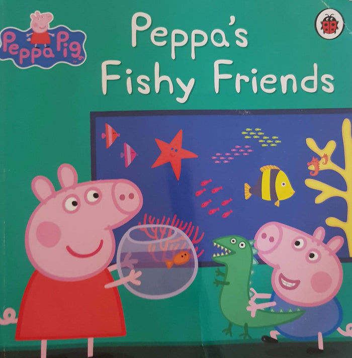 Peppa's Fishy Friends