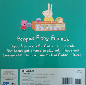 Peppa's Fishy Friends Well Read Peppa Pig  (6162834751673)