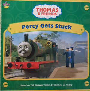 Percy Gets Stuck Well Read Thomas & Friends  (4619178344503)