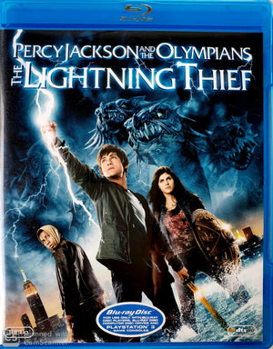 Percy Jackson and the Olympians: The Lightening Thief EN, FR ReCuddles  (4606741577783)