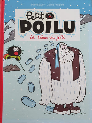 Petit Poilu - Le blues du yéti Like New, 3+Yrs Petit Poilu  (6645579088057)
