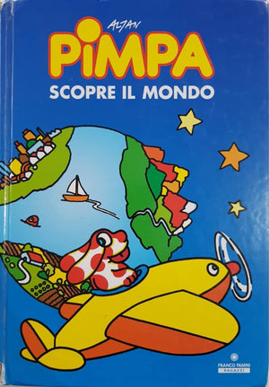 Pimpa - Scopre IL Mondo Very Good, 5+ Yrs Olga  (6615517954233)