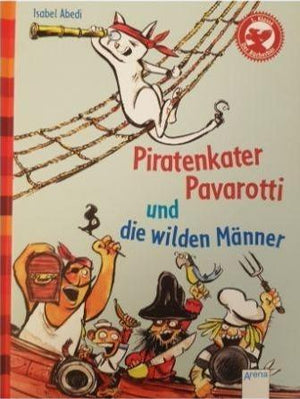 Piratenkater Pavarotti und die wilden Männer Like New Recuddles.ch  (4622625177655)