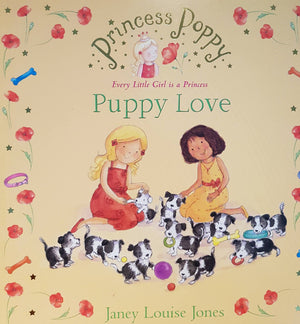 Puppy Love Like New: no signs of wear Princess Poppy  (4627909115959)