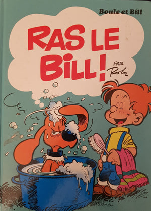 Ras Le Bille! Like New Boule & Bill  (4620661489719)