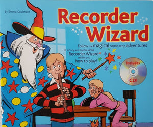Recorder Wizard Like New, 7-10 Yrs Recuddles.ch  (6572956516537)