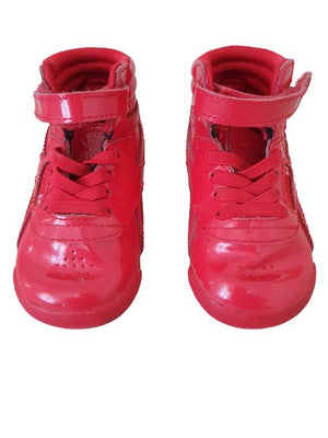 Red Shoes Reebok,Size 20 Reebok  (4622673215543)