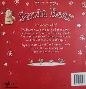 Santa Bear Like New Recuddles.ch  (6100591771833)