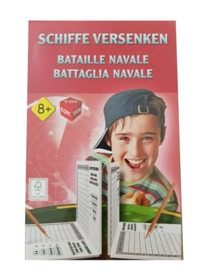 Schiffe versenken bataille navale New with Tags Not Applicable  (4606904533047)