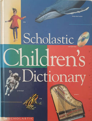 Scholastic Children's Dictionary Like New, 9-12 Yrs Recuddles.ch  (6664904376505)